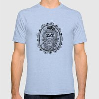 Mrs Calavera Mens Fitted Tee Athletic Blue SMALL