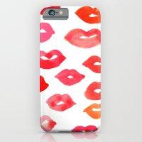 le baiser iPhone 6 Slim Case