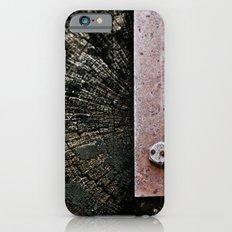 Wooden Energy iPhone 6 Slim Case