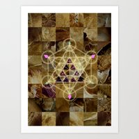 Divine Earth Art Print
