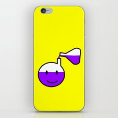Fuel for the mind iPhone & iPod Skin