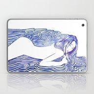 Water Nymph XXI Laptop & iPad Skin