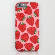 Strawberries Slim Case iPhone 6s