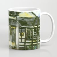 New Hope Train Station Mug