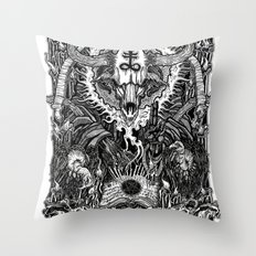 Witching Throw Pillow