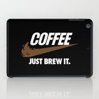 Just Brew It iPad Case