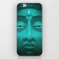 Buddha I. iPhone & iPod Skin