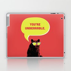 Unbearable Laptop & iPad Skin