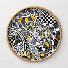 Zander Wall Clock