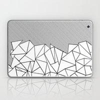 Ab Lines 45  Laptop & iPad Skin
