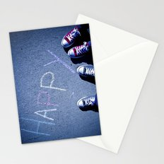 H A P P Y Stationery Cards