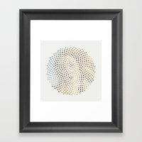 Optical Illusions - famous works of art 2 Framed Art Print