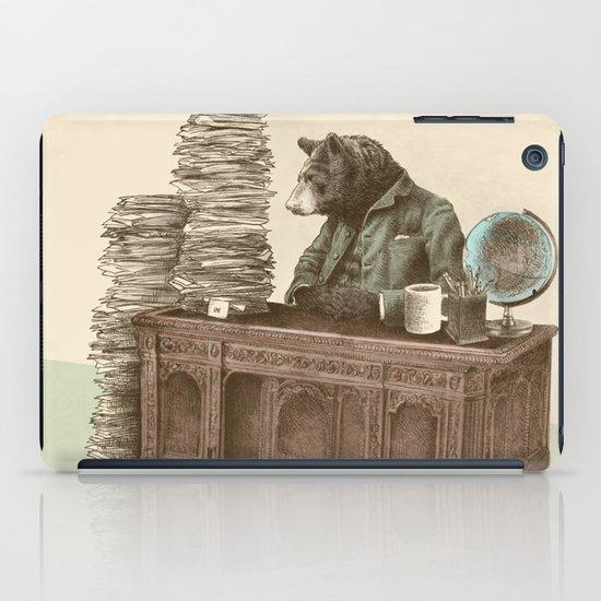 Bearocrat iPad Case