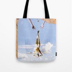 Tarot Series: The Moon Tote Bag