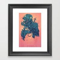 Sellout Framed Art Print