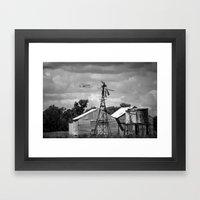 MORIOR // NO. 03 Framed Art Print