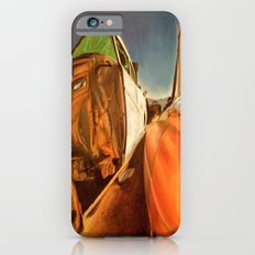 When you rust I will shine  iPhone 6 Slim Case