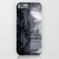 rain abstract iPhone 6 Slim Case