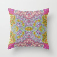Petits Fours 3 C Sorth Throw Pillow