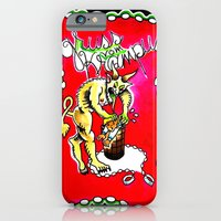 Gruss Vom Krampus iPhone 6 Slim Case