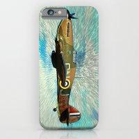 Hawker Hurricane iPhone 6 Slim Case