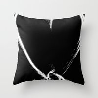 Love Is Infinite Throw Pillow