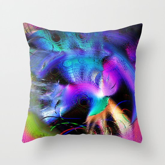 Hy-Breed Throw Pillow