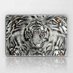 TIGER PAW-TRAIT Laptop & iPad Skin