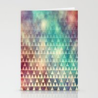 Tribal Fade Stationery Cards