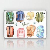 Backpacks Laptop & iPad Skin