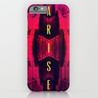 iPhone & iPod Case featuring Arise by Molzography