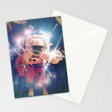 Astro Nova, capsule breach Stationery Cards