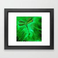 Dragonfly 3 Framed Art Print