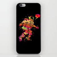 Spaced out iPhone & iPod Skin