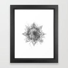 The Darken Stars Framed Art Print