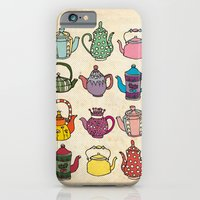 Teapots iPhone 6 Slim Case