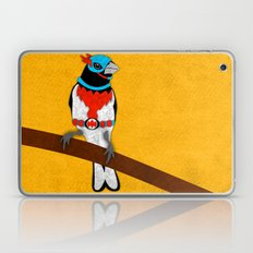 Rose-breasted Grosbeak Laptop & iPad Skin