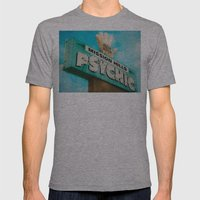 Gypsies, Tramps and Thieves Mens Fitted Tee Athletic Grey SMALL