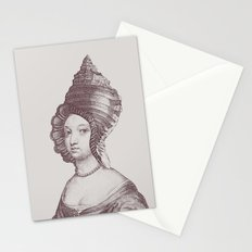 Haute Coiffure  /#6 Stationery Cards
