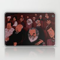 At The Movies Laptop & iPad Skin