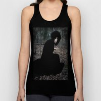The Witch In The Woods Unisex Tank Top