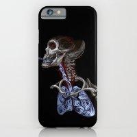 Blood, Breath, Bone iPhone 6 Slim Case