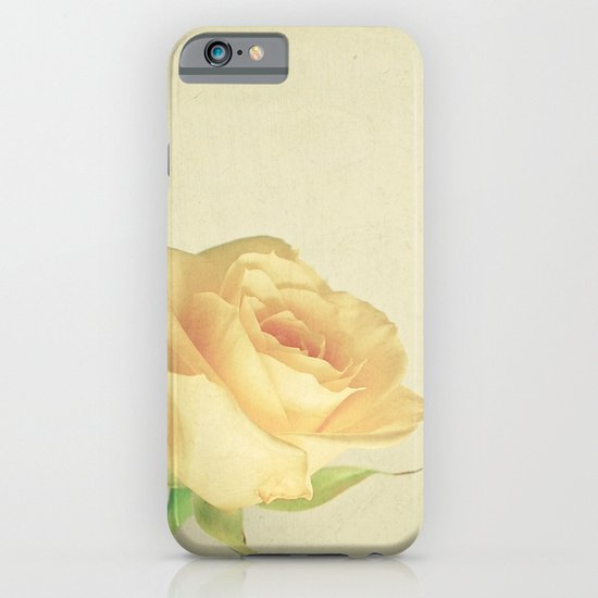 A Single Rose iPhone & iPod Case