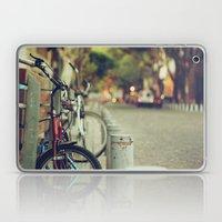 The Street Is Quiet Laptop & iPad Skin