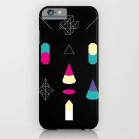 Play On Black iPhone 6 Slim Case