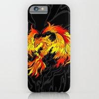iPhone & iPod Case featuring Phoenix by Rishi Parikh