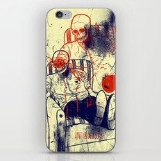 Oh Frank you did it again iPhone & iPod Skin