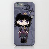 Steampunk Sailor Saturn - Sailor Moon iPhone 6 Slim Case