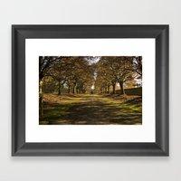Kirby Hall 1 Framed Art Print
