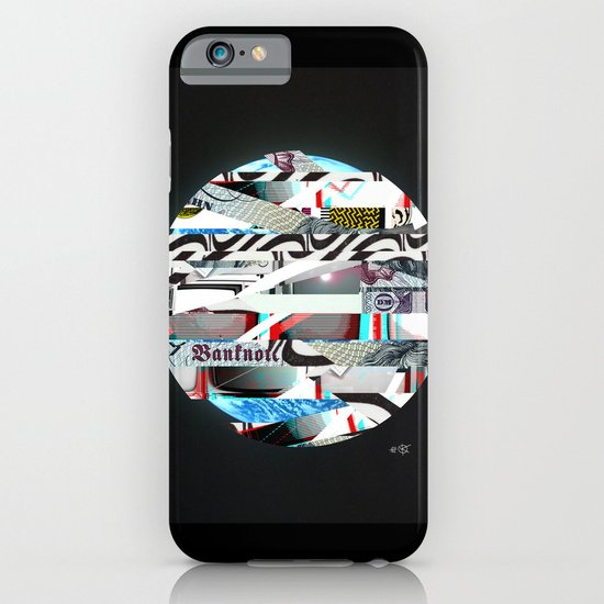 Space Strip iPhone & iPod Case